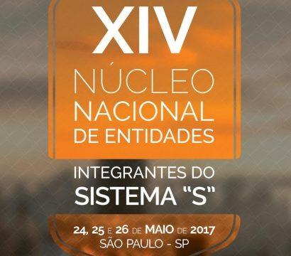 """XV Núcleo Nacional de Entidades Integrantes do Sistema """"S"""""""