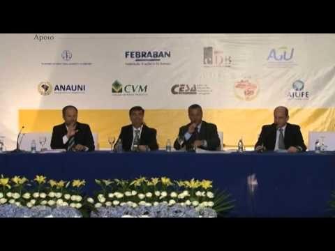 III Seminário Infrações e Sanções nos Serviços Públicos Regulados – 1º painel 21/11/2012