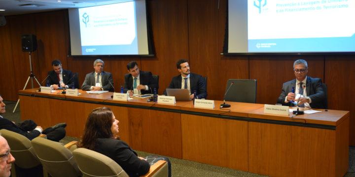 Banco Central realizou seminário sobre Prevenção à Lavagem de Dinheiro e ao Financiamento ao Terrorismo (PLD/FT), em São Paulo