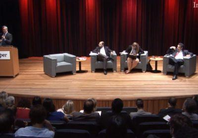 """Fábio Medina Osório participou do seminário """"Ética, mídia e transparência: os desafios atuais no combate à corrupção"""""""